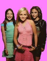 Zoey,Dana and Nicole