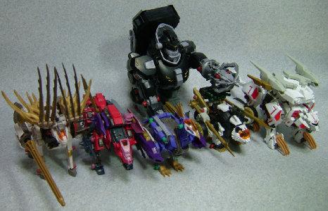Genesis Power Up Parts
