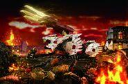 Beast Liger Picture Artwork