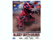 Bloody Death Saurer D-style box