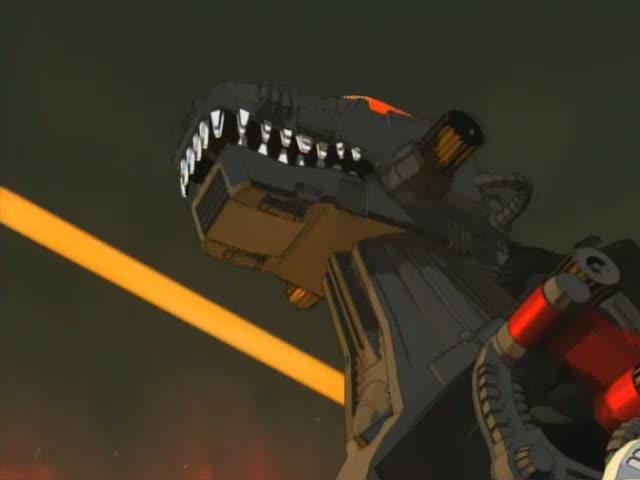 Zoids: Chaotic Century Episode 34