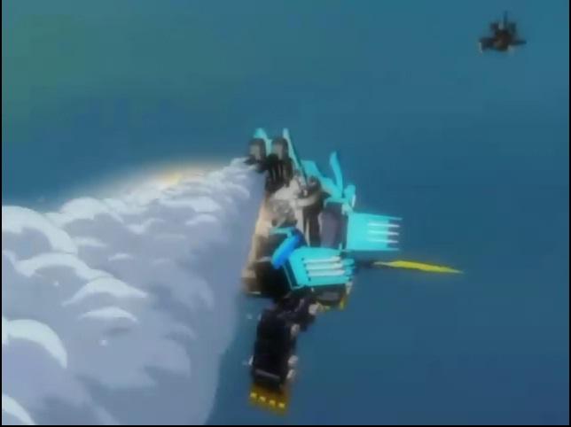 Zoids: Chaotic Century Episode 46