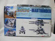 Madthunder 1983 box back