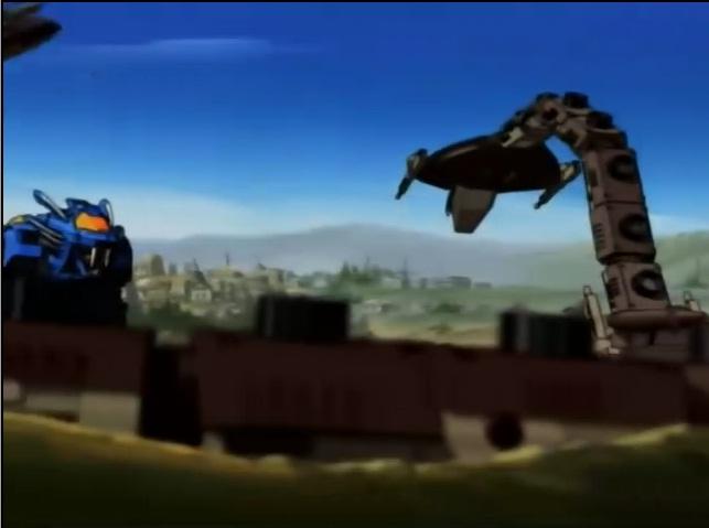 Zoids: Chaotic Century Episode 35