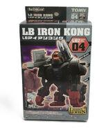 LB Iron Kong box front