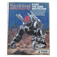 Gore the lord protector box front