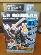 LB Gojulas box front