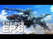 ZOIDS WILD SENKI Episode6 -English Sub-
