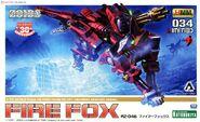 Fire Fox HMM box