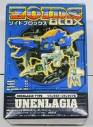 Unenlagia box front