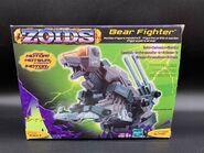 Bear Fighter hasbro box front