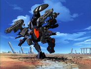 Gun sniper ls anime