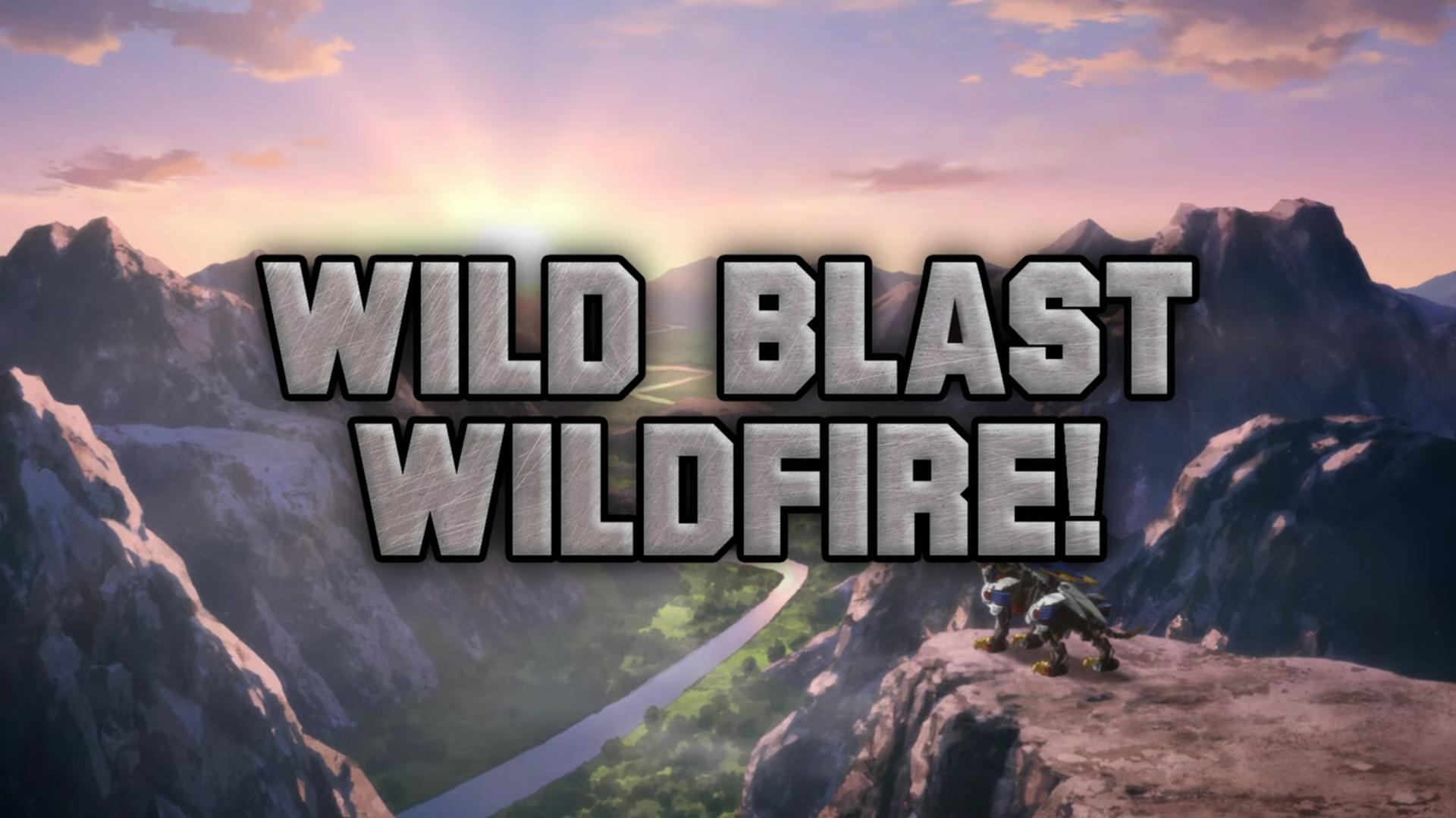 Zoids: Wild Episode 2