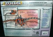 Seismosaurus hasbro box back
