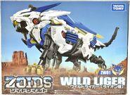 Wild Liger box front