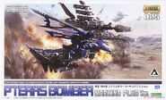 Pteras Bomber Marking Plus Ver HMM box