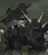 Dark horn anime