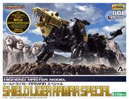 Shield Liger Ramar HMM box