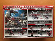 Death Raser box back