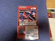 Demons Head box back
