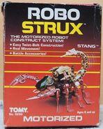 Robo Strux Stang box front
