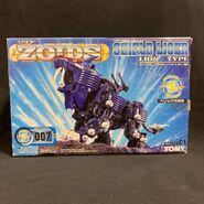 Shield Liger 1999 box front
