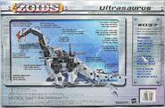 Ultrasaurus hasbro box back