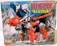 Descat box front