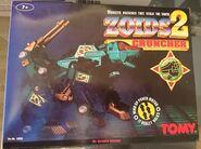 Zoids 2 Cruncher box front