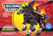 Techno Zoids Evil Pegasus box front