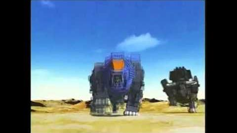 Zoids New Century Opening Scene (English Dubbed)