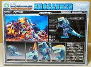 Arosaurer 1999 box back