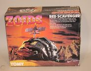 Red Scavenger box front