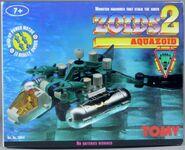Zoids 2 Aquazoid box front