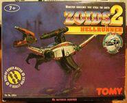 Zoids 2 Hellrunner box front