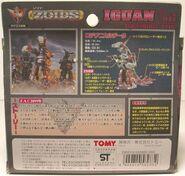 Iguan 1999 box back
