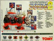 Zoids 2 Red Horn box back