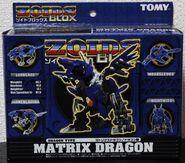 Matrix Dragon box front