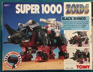 Black Rhinos box