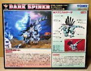 Dark Spiner box back