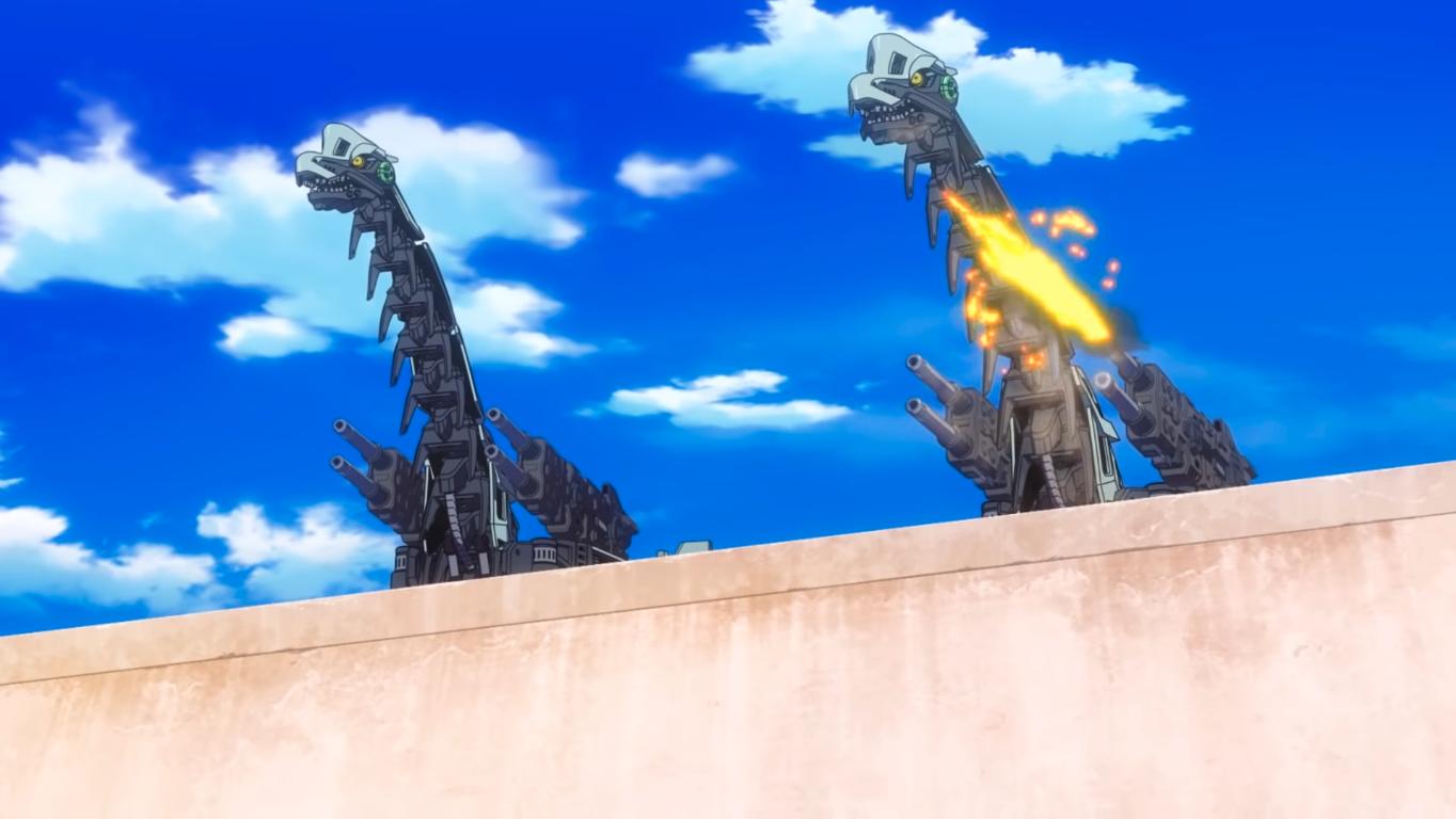 Grachiosaurus Kai