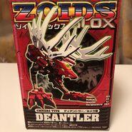 Deantler box front