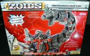 Seismosaurus hasbro box front