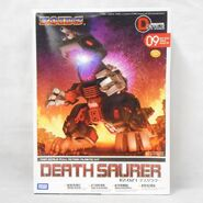 Death Saurer D-style box