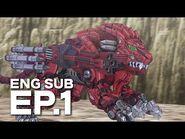 ZOIDS WILD SENKI Episode1 -English Sub-