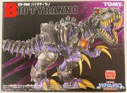 Bio Tyranno box front
