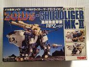 Shield Liger MK-II box front