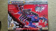 Death Stinger Hasbro box front