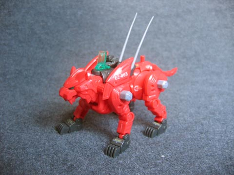 Gun Tiger