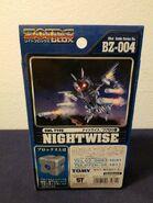 Nightwise box back
